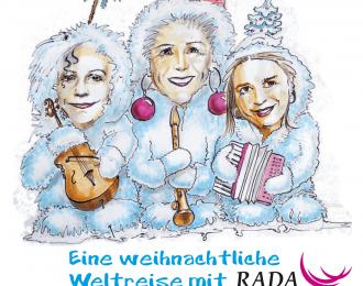 Eine weihnachtliche Weltreise mit RADA synergica