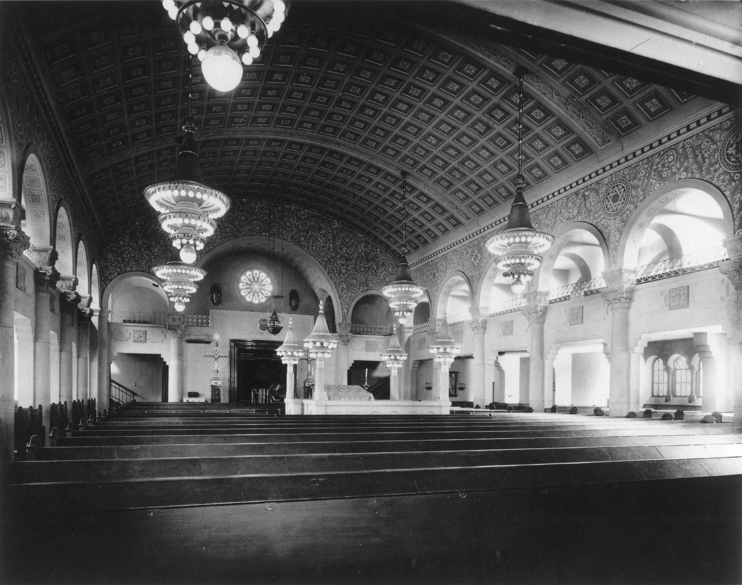 Ez Chaim Synagoge Leipzig